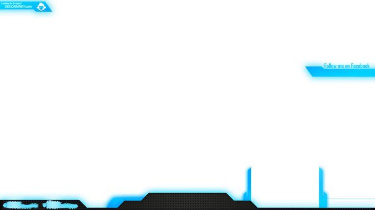 CS:GO Overlay BLUE 1920x1080 by ArtMnky on DeviantArt