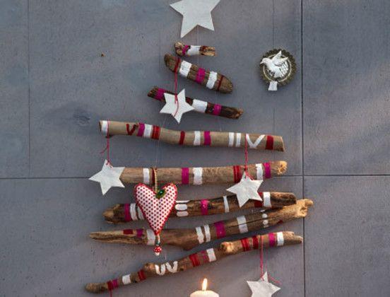 best 25+ weihnachtsdeko einfach basteln ideas on pinterest - Diy Weihnachtsdeko