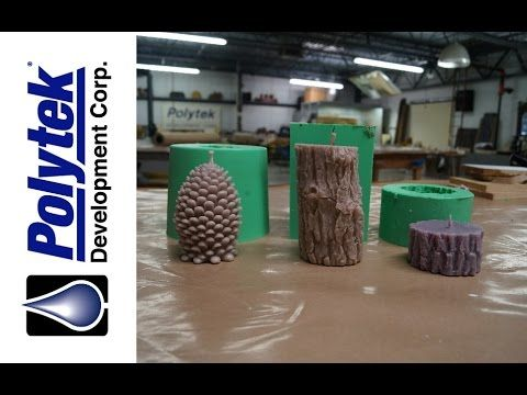 This video tutorial details the process of making three molds using PlatSil® 73-25, a platinum silicone mold rubber. Two of the molds are made from branches ...