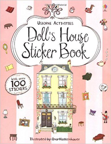 Doll's House Sticker Book (Doll's House Sticker Books): Anna Milbourne: 9781409520443: Amazon.com: Books