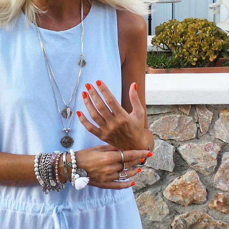 Anna Mavridis style blog featuring Cassie Louise bracelets