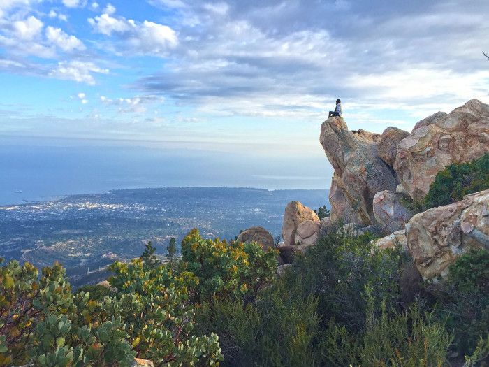 These are some of the best hikes (and views) in #SantaBarbara's mountains -- From hidden hiking trails to popular paths and viewpoints, . #Travel