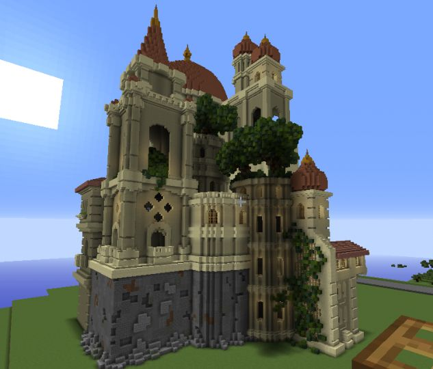 Baitul Ihsan (Place of Good Deeds) Minecraft Project