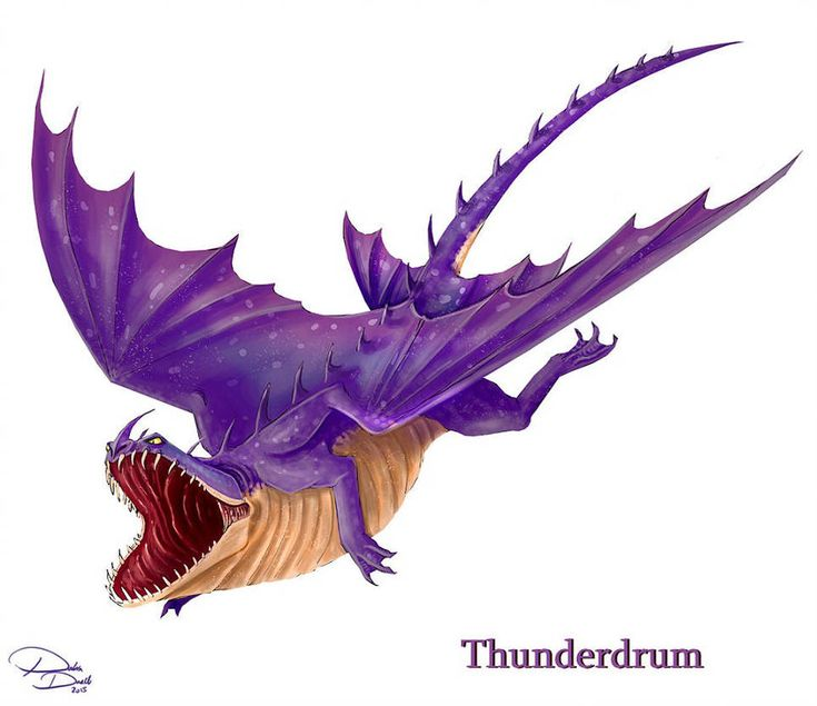 кревекером громобой дракон картинка с надписью купалась