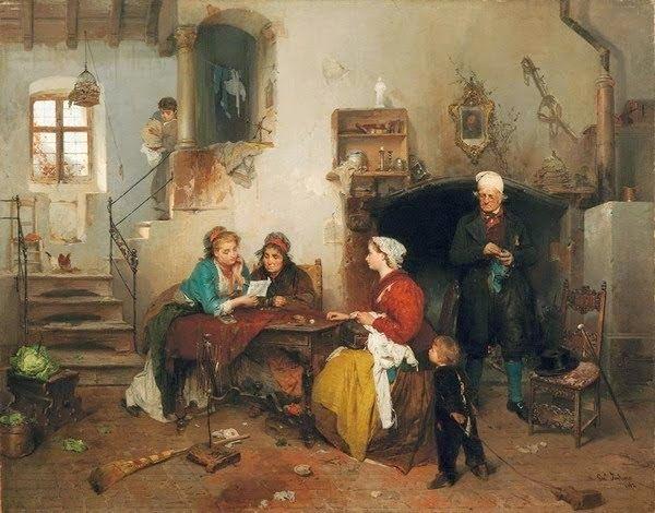Γράμμα από το στρατόπεδο (1862)