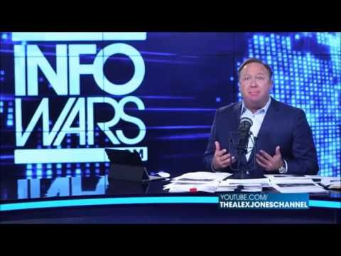 Alex Jones : YOU ARE THE RESISTANCE 2016