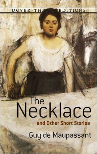 jealousy and envy in the necklace by guy de maupassant Main characters: - monsieur lantin, clerk at the ministry of the interior, humble man, protagonist he is the opposite of his wife he tried to appease mathlide he does so blindly wanting only to make her happy.