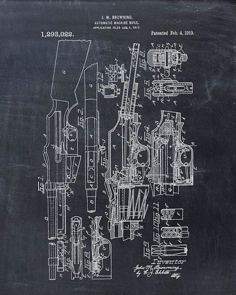 44 best weapons blueprints images on Pinterest Hand guns - new machinist blueprint examples