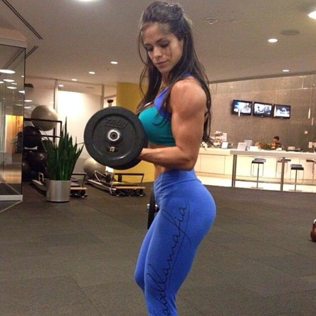 labellamafiabrasil; michelle lewin | Gym | Pinterest ...