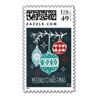 Merry Christmastime Ornaments Stamps http://www.zazzle.com/wildapple?rf=238481928796519839