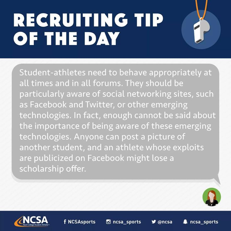 77 best Recruiting Tip Of The Day images on Pinterest Athlete - new sample letter from high school athlete to college coach