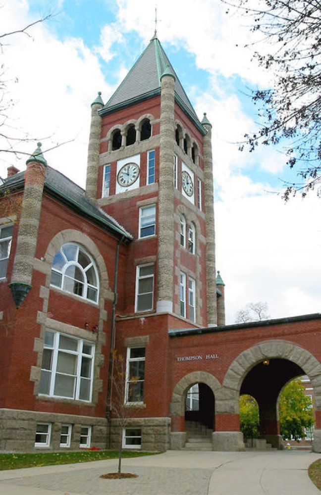 America's Greenest Colleges -   6. University of New Hampshire