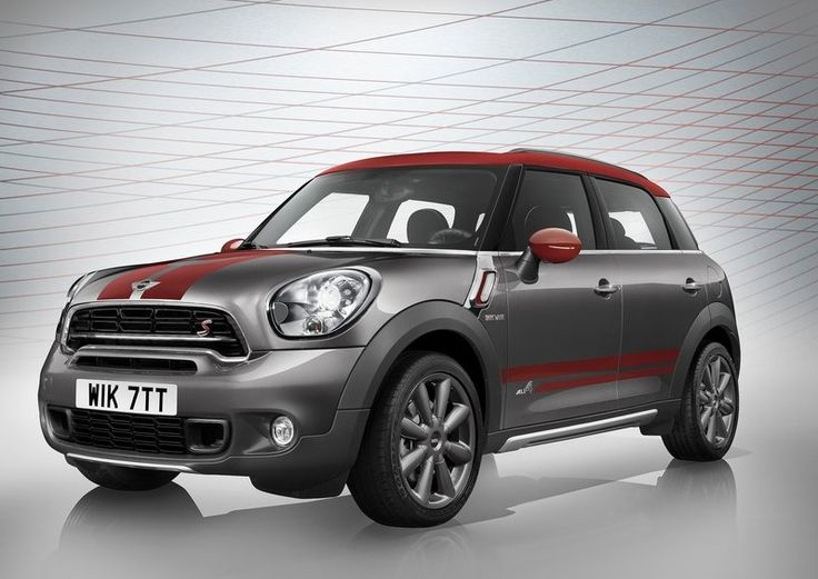 2015 Mini Countryman Park Lane Review