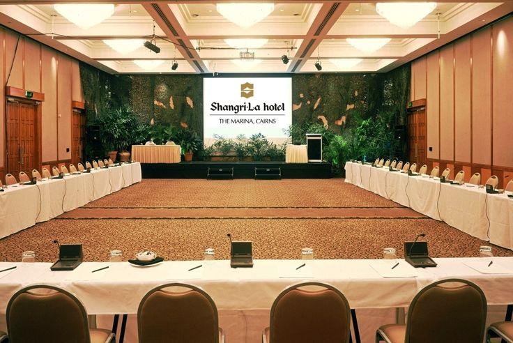 Ballroom @ Shangri-La Hotel,The Marina, Cairns