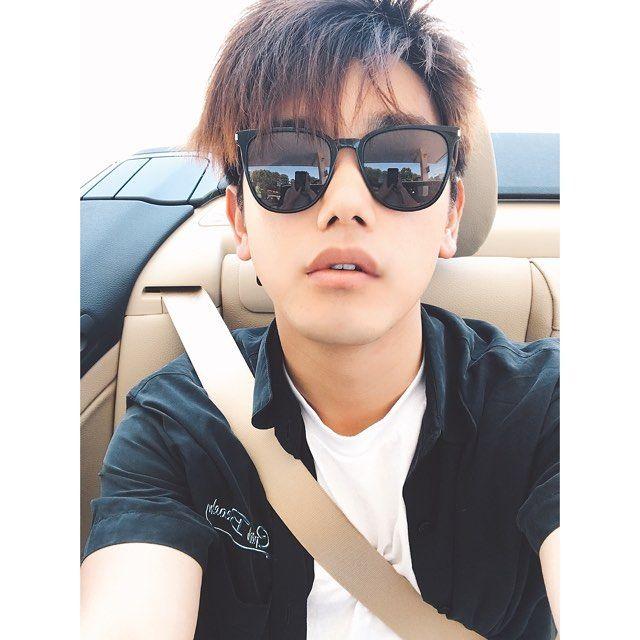 """에릭남 Eric Nam on Instagram: """"Summer"""""""