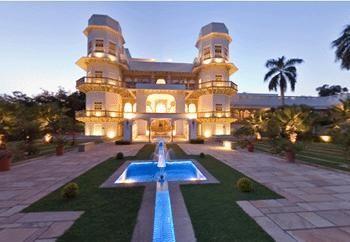 Usha Kiran Palace - Gwalior