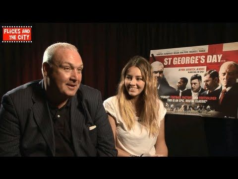 Keeley Hazell & Frank Harper Interview on St George's Day film - http://maxblog.com/9692/keeley-hazell-frank-harper-interview-on-st-georges-day-film/