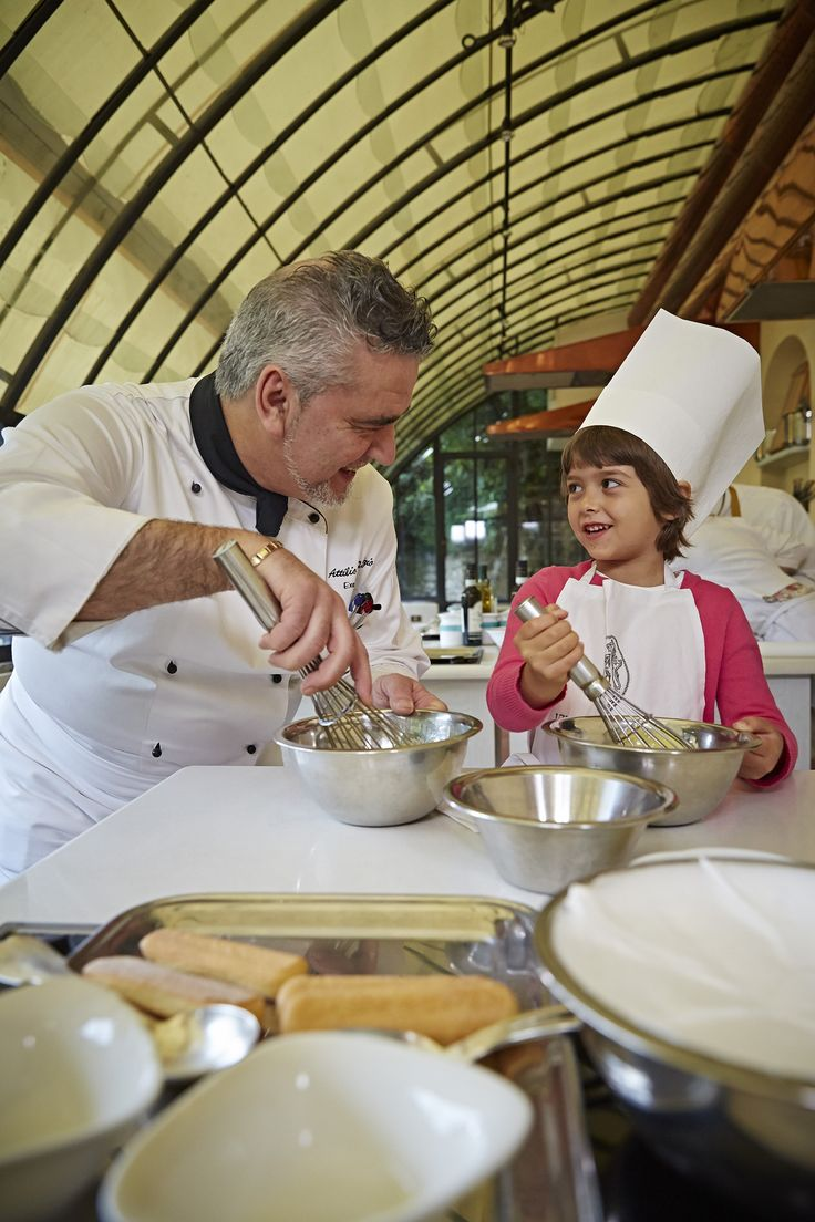 Fun for the whole family at our acclaimed Buono Buonissimo! Cookery School