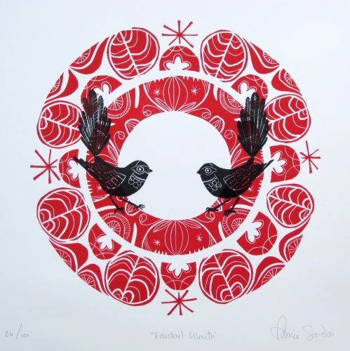 Annie Smits Sandano - NZ Artist