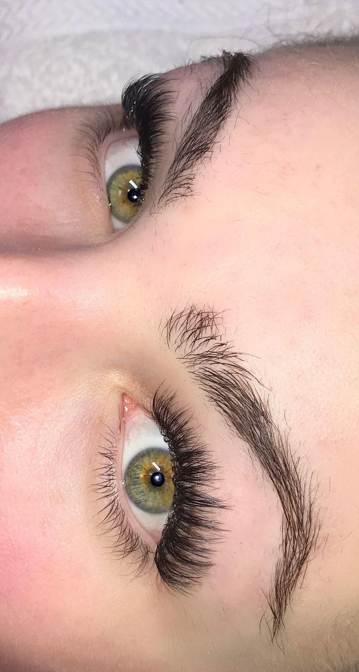 Russian volume lashes | Fake eyelashes