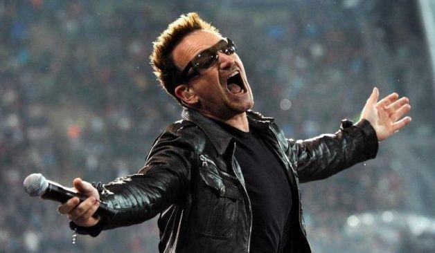 Bono deberá ser operado luego de un accidente en bicicleta