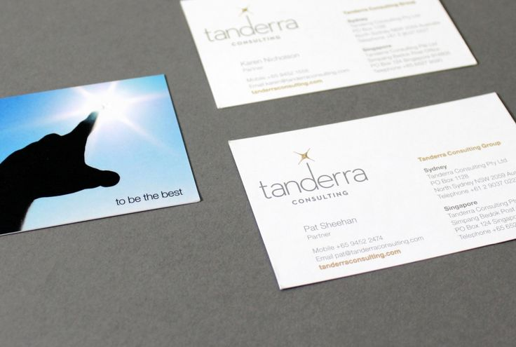 Tanderra Consulting by Another Colour