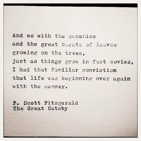 Pin By Kea Gildersleeve On Quotes Great Gatsby Quotes