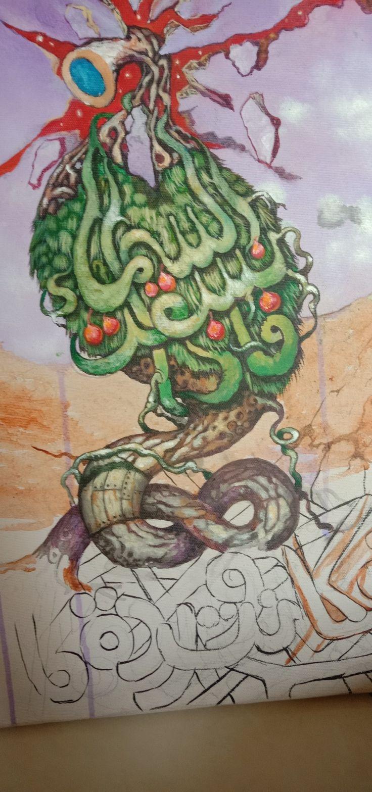 Pin oleh Sumay Art di SumayArt (Dengan gambar)