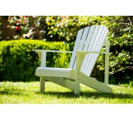 Adirondack Classic Timber Chair - Made right here in Australia
