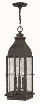 Show details for Hinkley Lighting 2042GS Outdoor Pendant  from the bingham collection