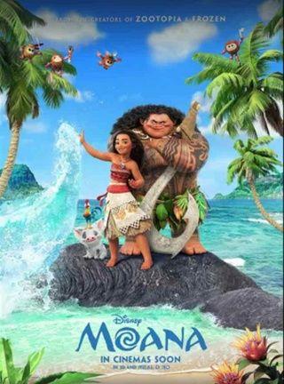 Walt Disney] Vaiana, la Légende du Bout du Monde (30 novembre 2016 ...