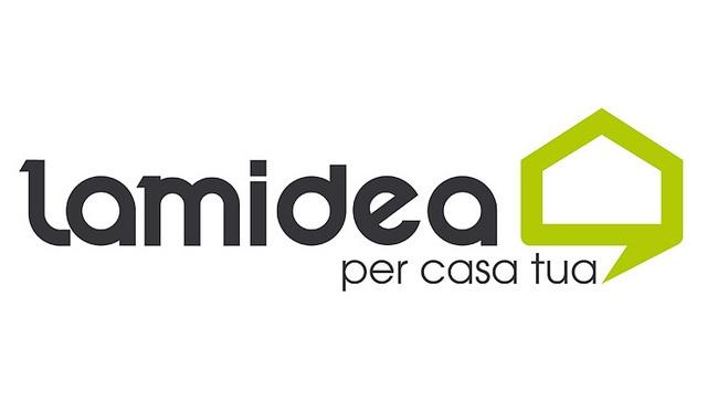 nuovo logo by Lamidea per casa tua!, via Flickr