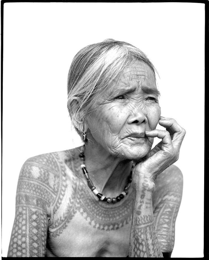 THE VANISHING TATTOOS OF THE KALINGA TRIBESWOMEN If you travel the world in the …