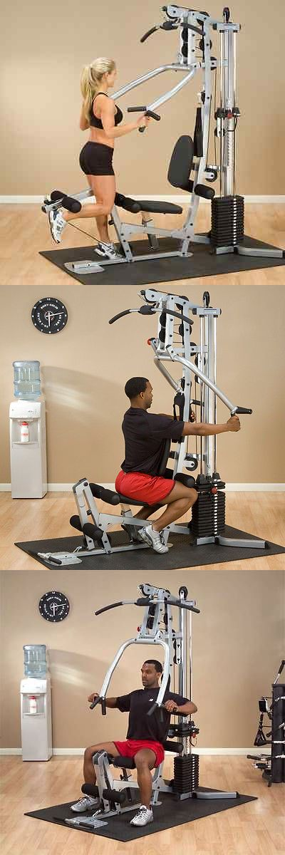 Home Gyms 158923: Body Solid Powerline Bsg10x Home Multi Gym -> BUY IT NOW ONLY: $690 on eBay!