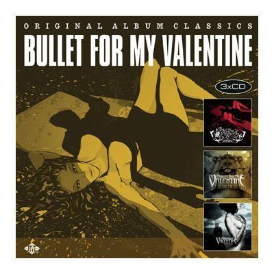 Raccolta di tre album dei #BulletForMyValentine.