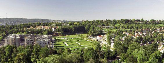 Park Killesberg   Stuttgart Germany   Rainer Schmidt Landschaftsarchitekten
