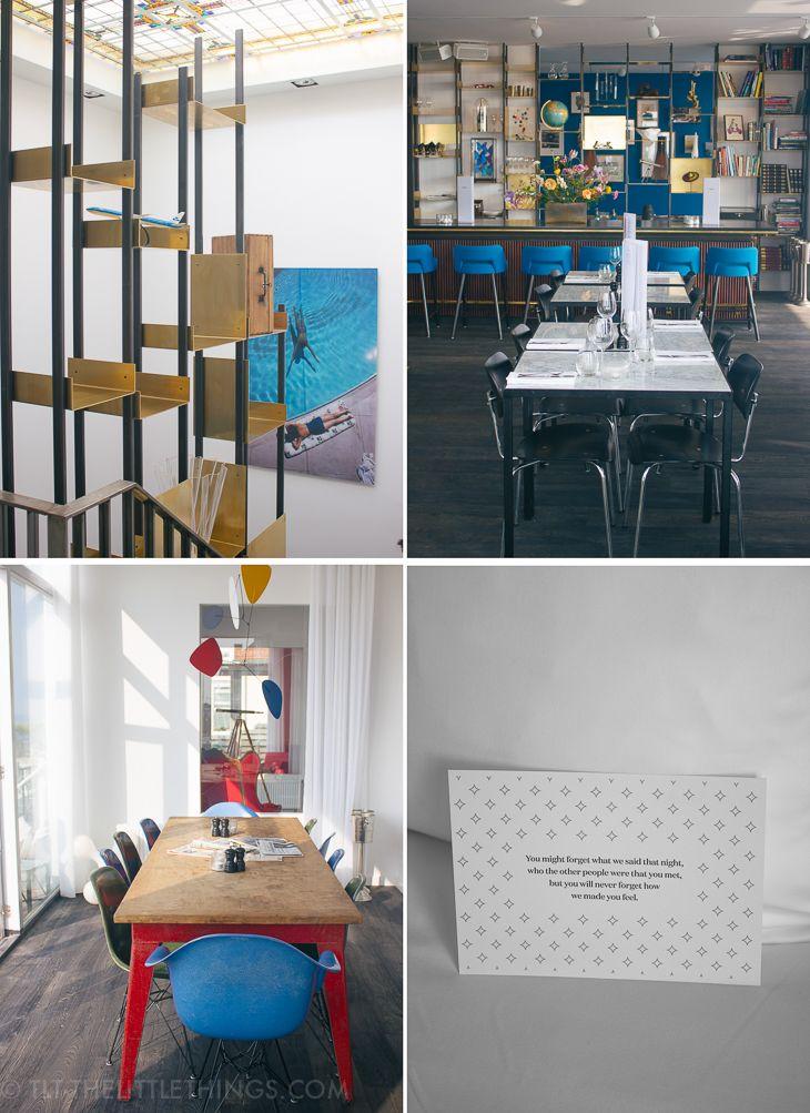 TLT   The Little Things | Recommended: Vesper Hotel In Noordwijk | Http:/