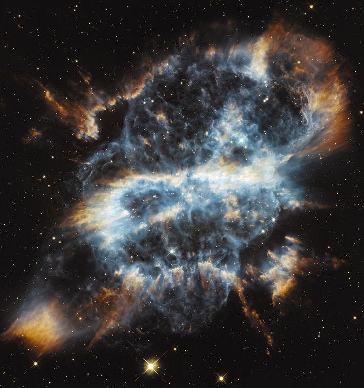 209 отметок «Нравится», 1 комментариев — Linda's Favourite (@lindasfavourites) в Instagram: «NGC 5189: An Unusually Complex Planetary Nebula #unusually #complex #planetary #nebula  #love…»