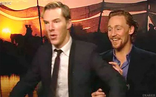 Tom Hiddleston On His Friendship With Benedict Cumberbatch — And Replacing Him - BuzzFeed Mobile