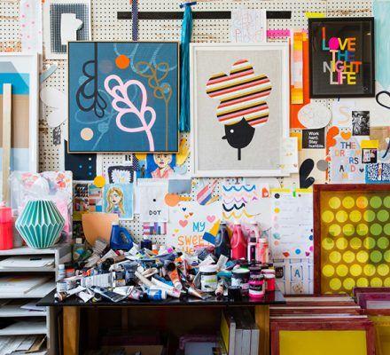 Turbulences Déco, c'est un peu mon cahier d'inspiration. J'y parle déco, design, aménagement d'ntérieur, mais aussi d'art et d'artisanat.