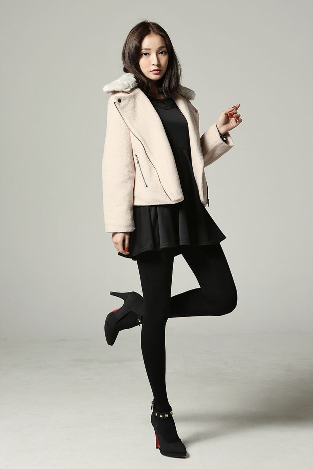 Korean Fashion Winter Style