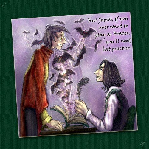 Marauder Comic 62:Bat Practice by firefly-wp