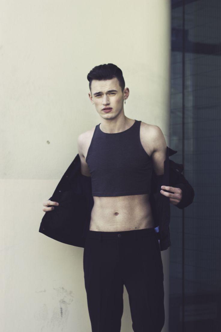 Top Male Models On Instagram: 17 Best Men In Crop Tops Images On Pinterest