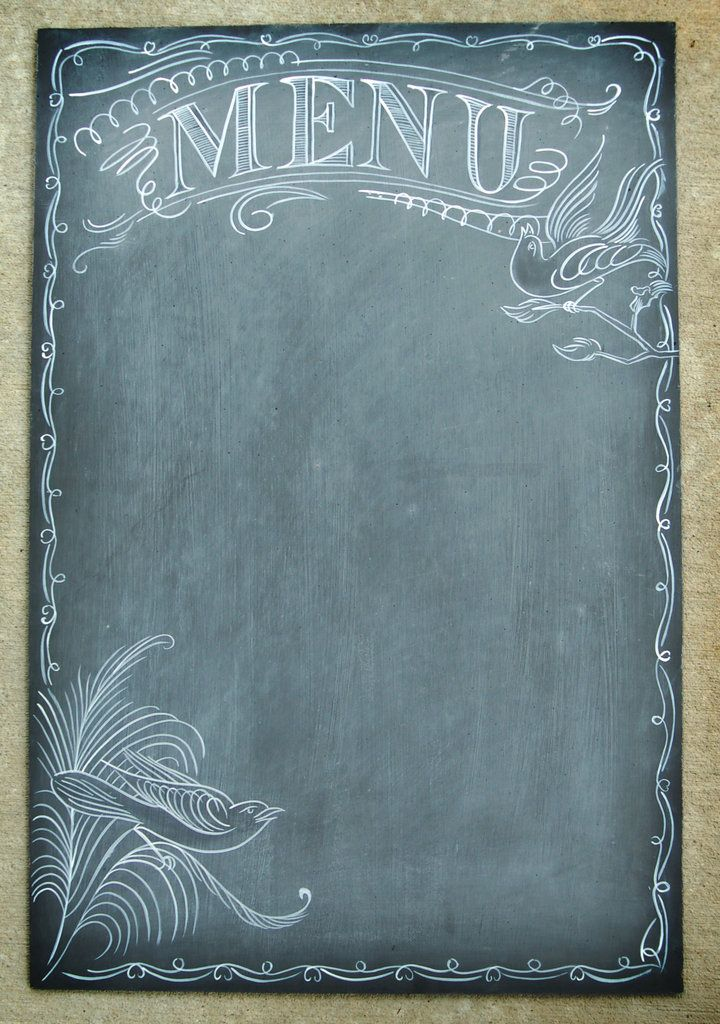 Cool Wedding Chalkboard Art Pictures Photo 6