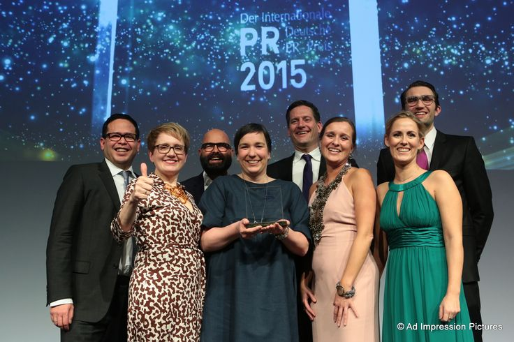 MSLGROUP Germany and client OralB win the #PRPreis