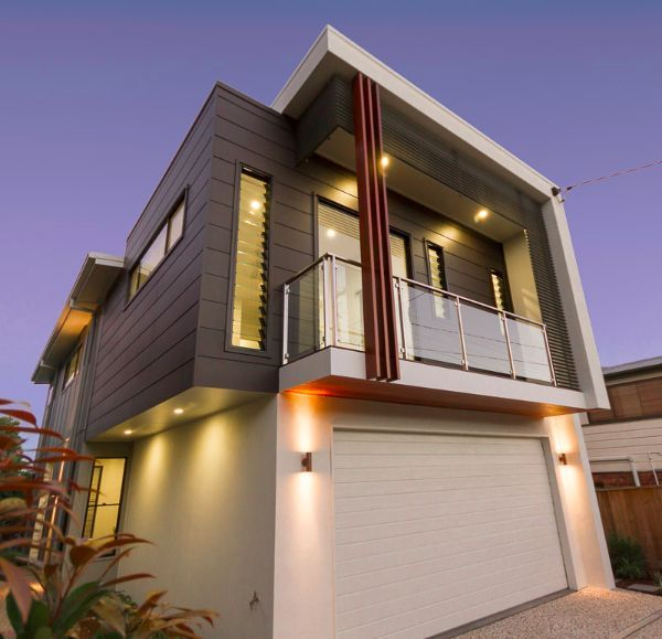 Modern Exterior Wall Cladding : Best scyon stria wall cladding images on pinterest