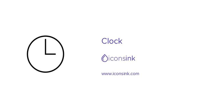 Download Clock icon in PNG, SVG or EPS format. Icon designed by Iconsink