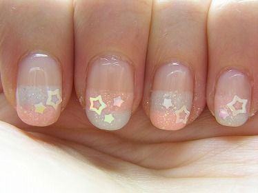 Normally I don't care too much about nails but these are way too cute