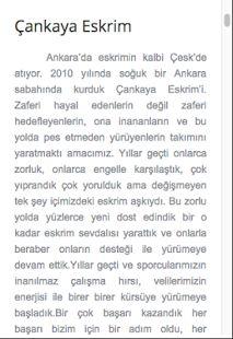Çankaya Eskrim Spor Kulübü- ekran görüntüsü küçük resmi