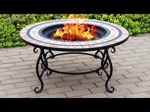 Centurion Supports Fireology BELUGA Garden & Patio Fire Pit, Coffee Table, Barbecue& Ice Bucket - Marble Tiles [beluga-new] - £169.00 : 123av.co.uk, Great Deals on LCD TVs | Sony Blu Ray Recorders | Alphason TV Stands | Samsung Flat Screen TVs